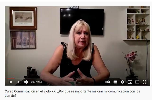 Comunicación SXXI Curso